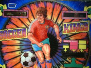 "Zaccaria ""Soccer Kings"" (1982), different version"