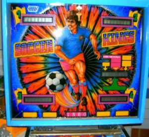 "Zaccaria ""Soccer Kings"" (1982), normal version"